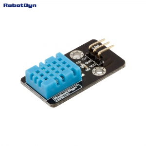 Temperature and Humidity sensor - DHT11