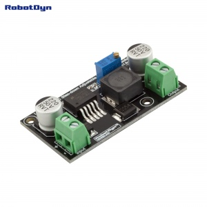 LM2596 DC-DC Step-down Adjustable Power Supply Module, In: 3-36, Out:1.5-34V/3A